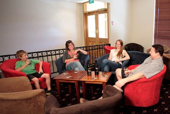 Hibernian Hotel Beechworth - Accommodation Fremantle