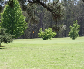 Inverell Golf Club - Accommodation Fremantle