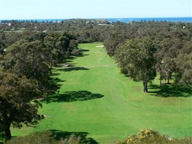 Victor Harbor Golf Club - Accommodation Fremantle
