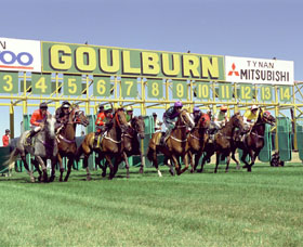 Goulburn and District Racing Club - Accommodation Fremantle