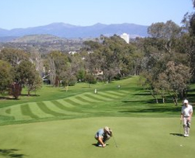 Fairbairn Golf Club - Accommodation Fremantle
