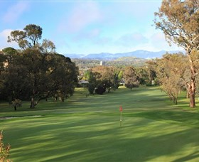 Federal Golf Club - Accommodation Fremantle