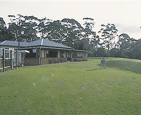Yarram Golf Club - Accommodation Fremantle