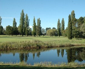 Goulburn Golf Club - Accommodation Fremantle