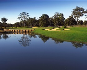 Kooindah Waters Golf Club - Accommodation Fremantle