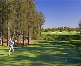 Hunter Valley Golf and Country Club - Accommodation Fremantle
