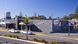Bellevue Hotel Tuncurry - Accommodation Fremantle