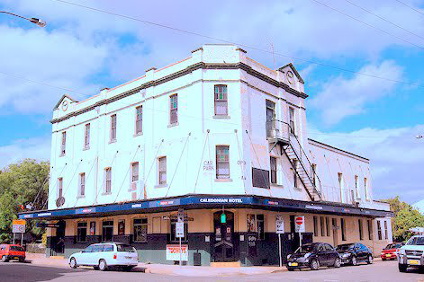 Caledonian Hotel - Accommodation Fremantle