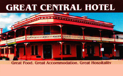 Great Central Hotel - Accommodation Fremantle