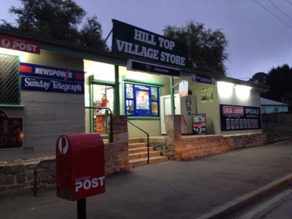 Hill Top Village Store - Accommodation Fremantle
