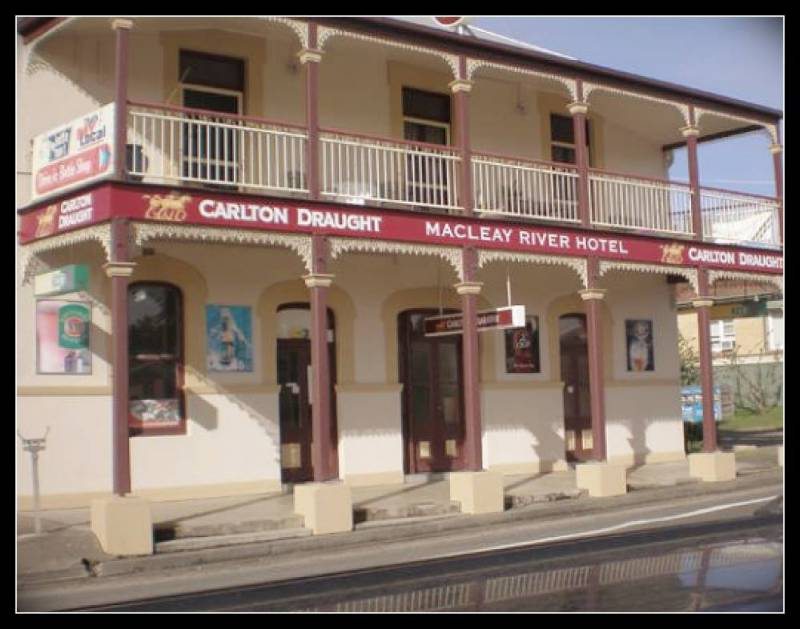 Macleay River Hotel - Accommodation Fremantle