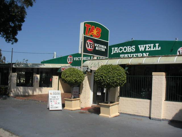 Jacobs Well Bayside Tavern - Accommodation Fremantle