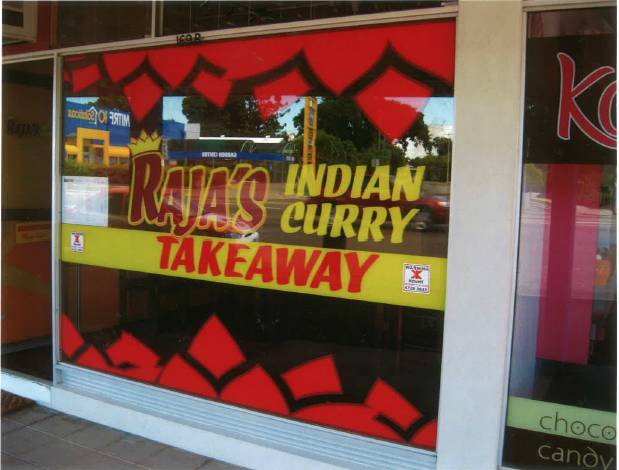 Rajas Curry House - Accommodation Fremantle