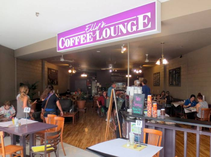 Ellys Coffee Lounge - Accommodation Fremantle