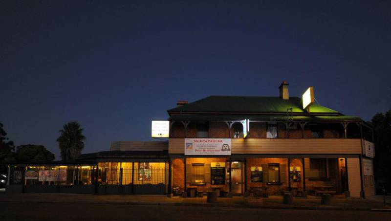 Bushrangers Bar  Brasserie - Accommodation Fremantle