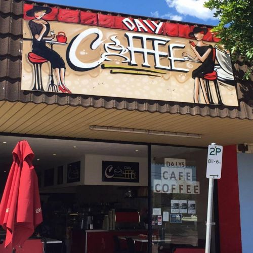 Daly Coffee Den - Accommodation Fremantle