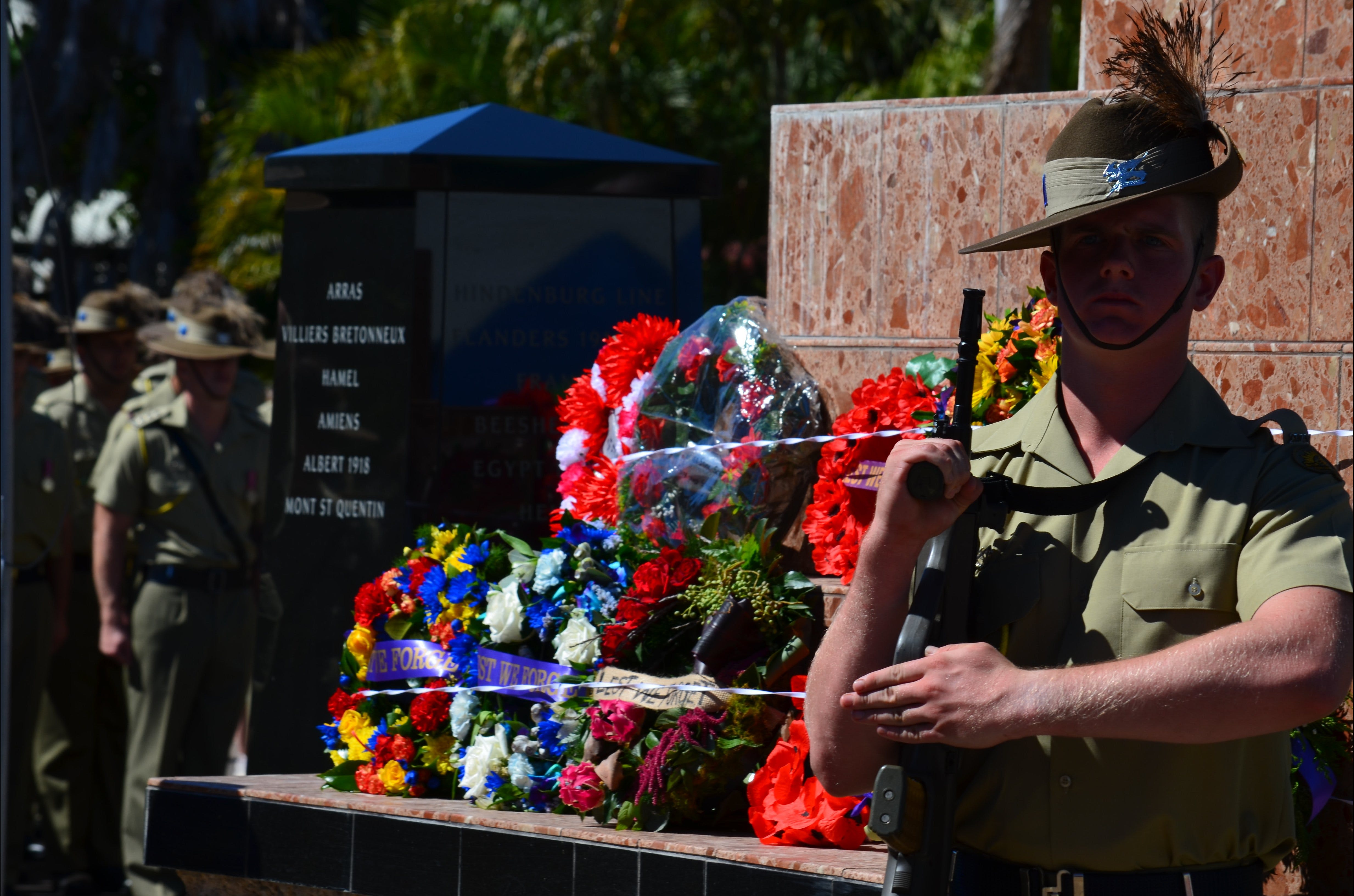 Anzac Day Charters Towers - Accommodation Fremantle