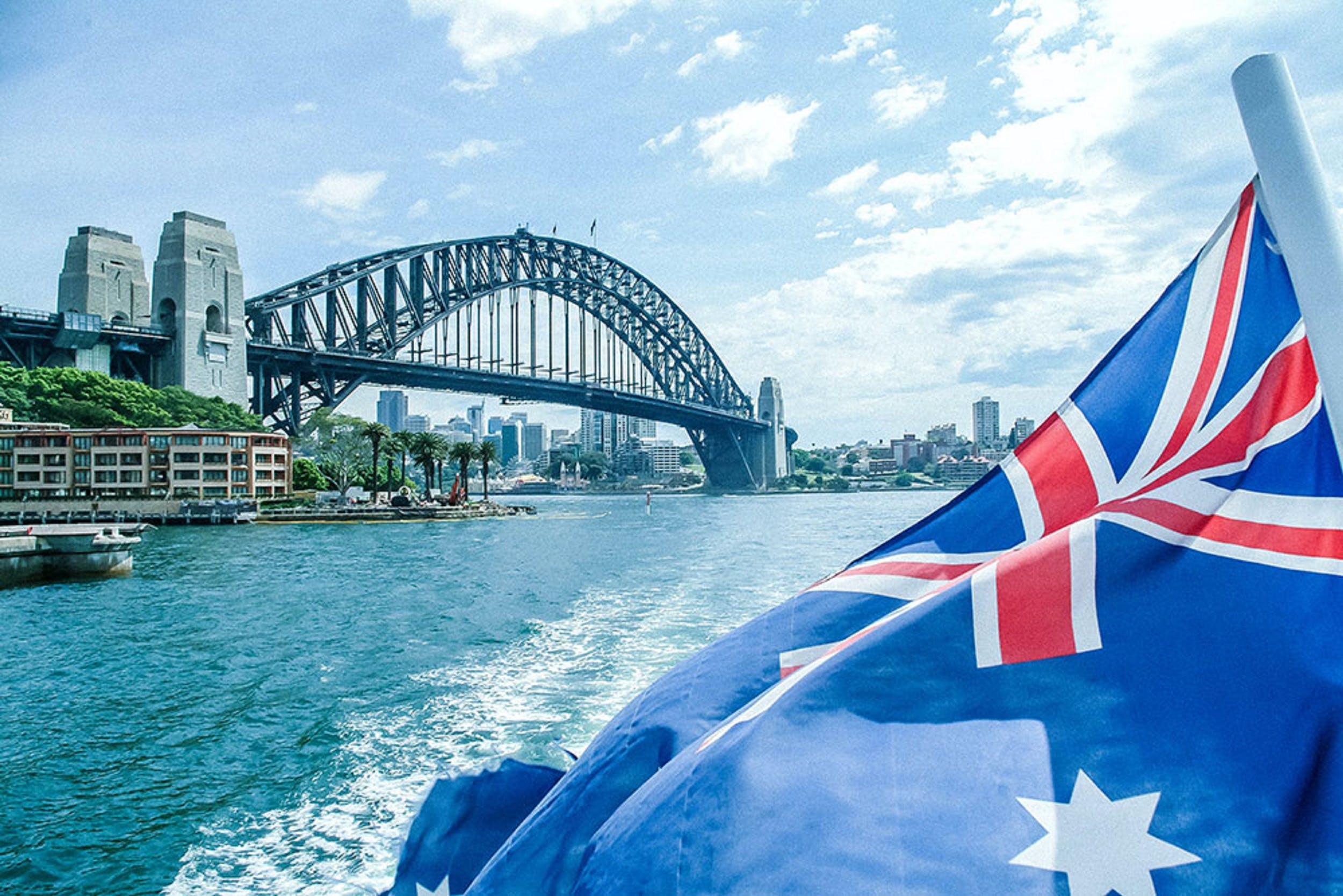 Australia Day Lunch and Dinner Cruises On Sydney Harbour with Sydney Showboats - Accommodation Fremantle