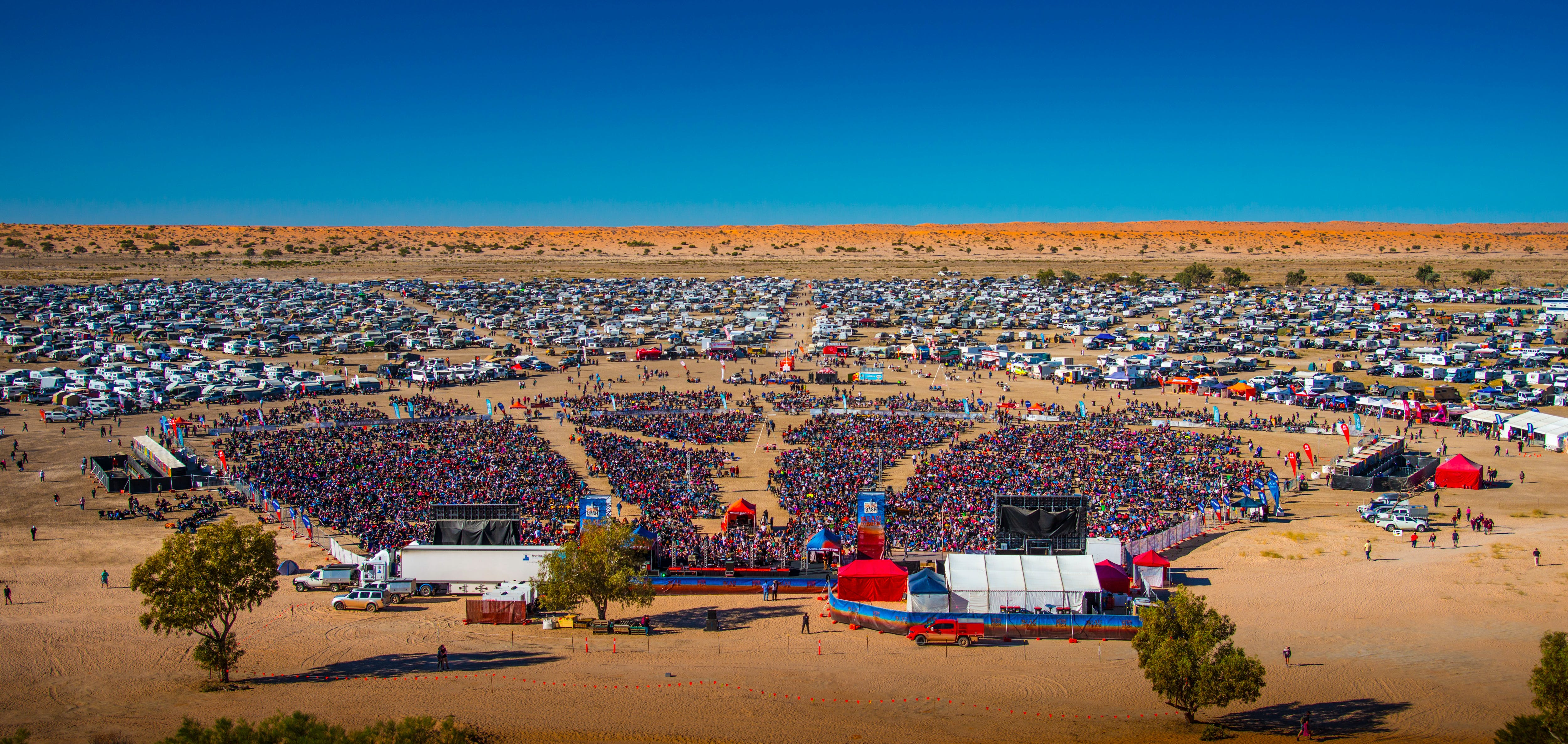 Birdsville Big Red Bash - Accommodation Fremantle