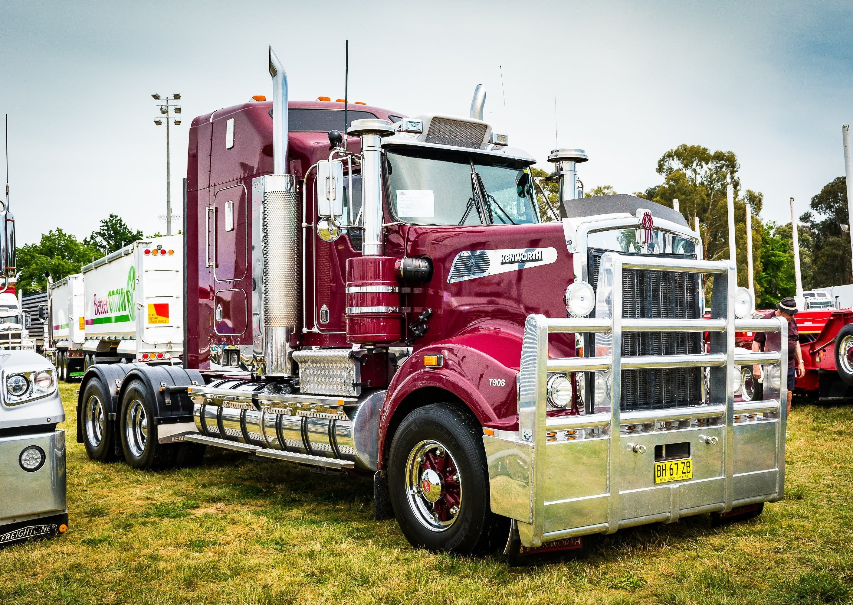 Dane Ballinger Memorial Truck Show - Accommodation Fremantle
