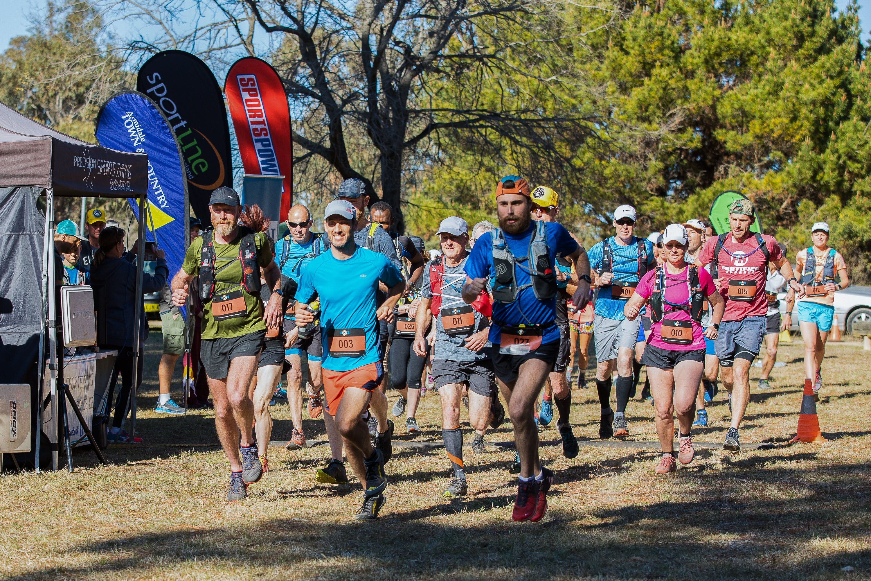 Duval Dam Buster Trail Run - Accommodation Fremantle