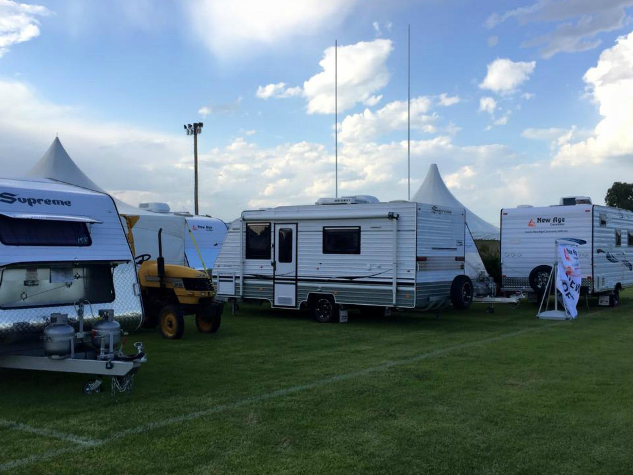 Northern Inland 4x4 Fishing Caravan and Camping Expo - Accommodation Fremantle