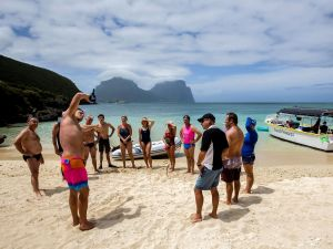 Ocean Swim Week with Trevor Hendy Pinetrees Lord Howe Island - Accommodation Fremantle