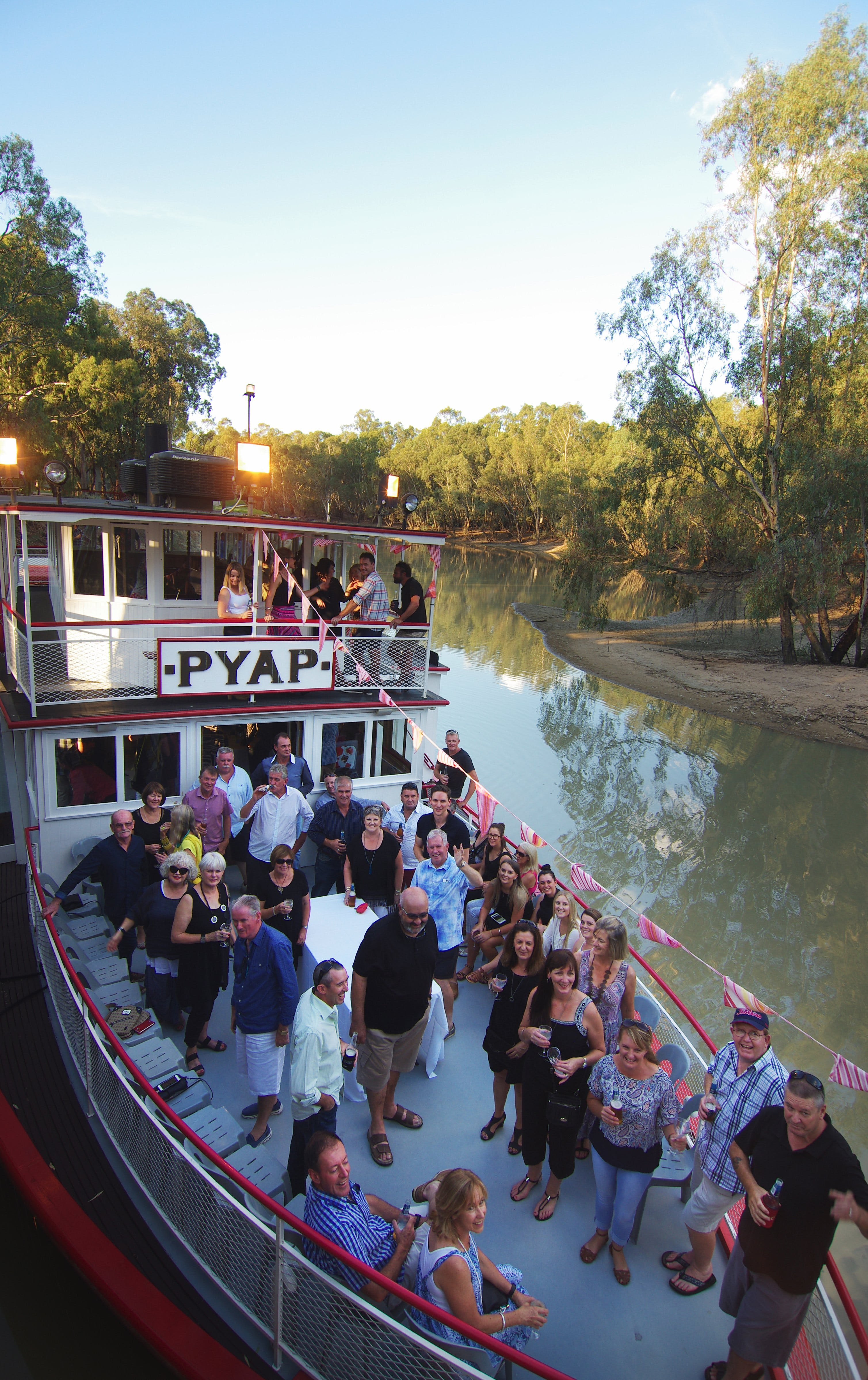 Swan Hill Region Food and Wine Festival Cruise - Accommodation Fremantle