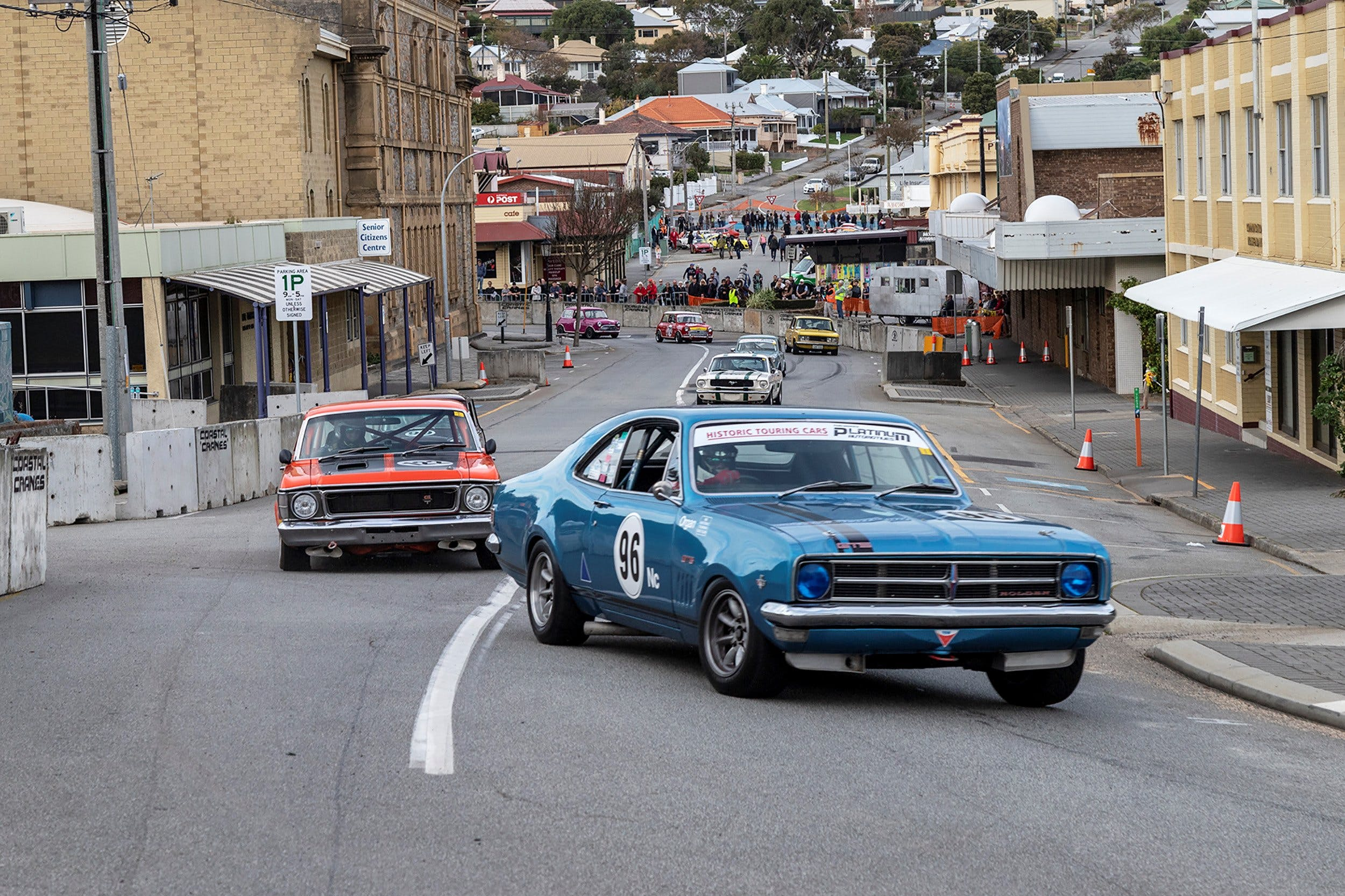 Albany Classic Motor Event - Around the Houses - Accommodation Fremantle