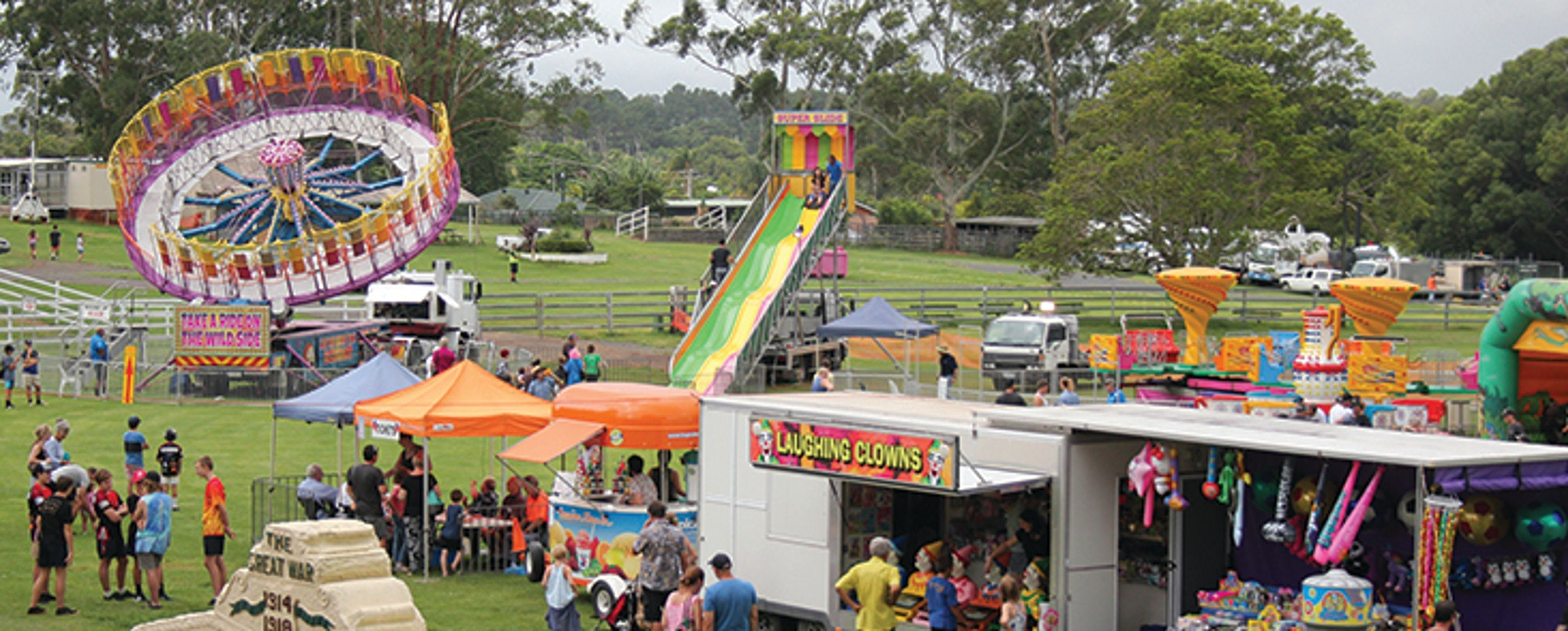 Alstonville Agricultural Society Show - Accommodation Fremantle