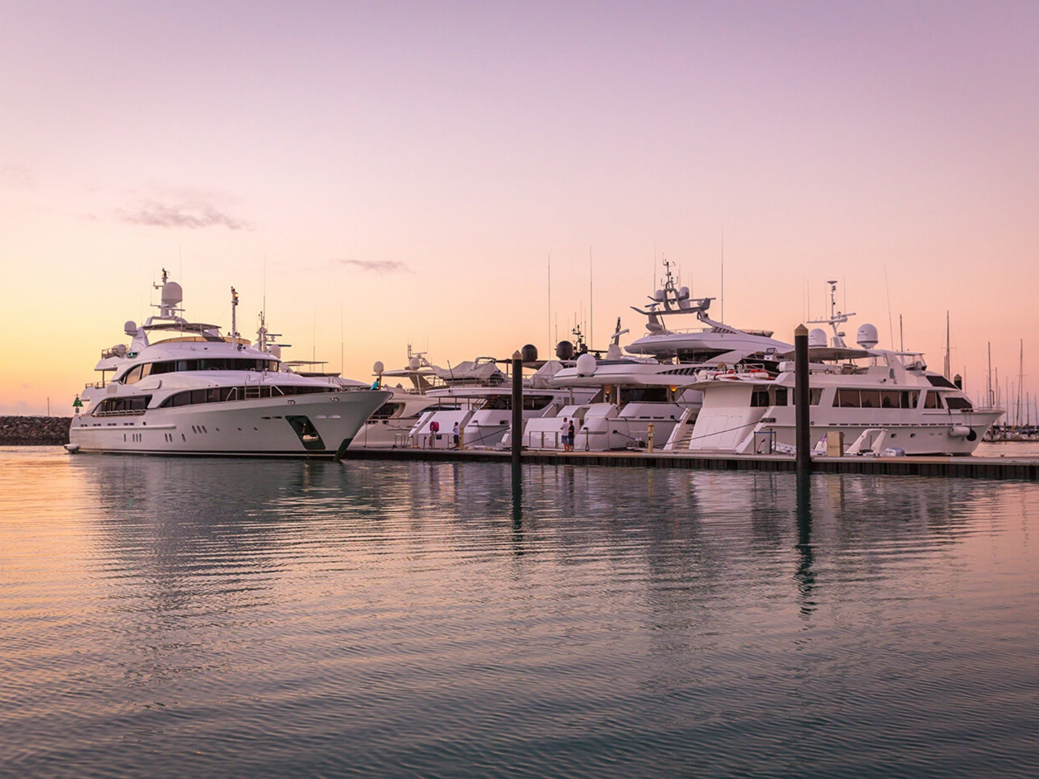 Australian Superyacht Rendezvous - Great Barrier Reef edition - Accommodation Fremantle
