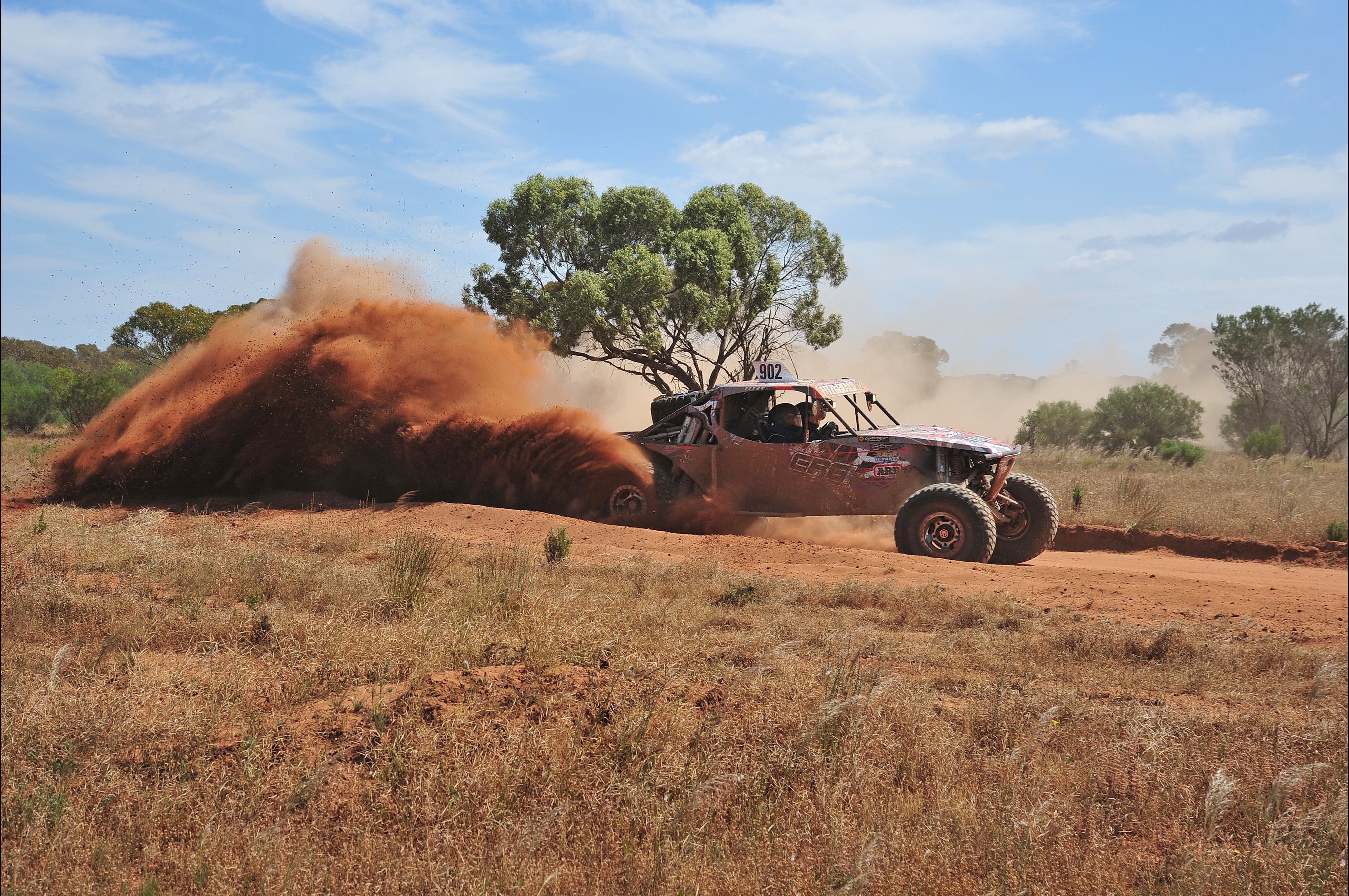 CanAm Loveday 400 Off-Road Race - Accommodation Fremantle