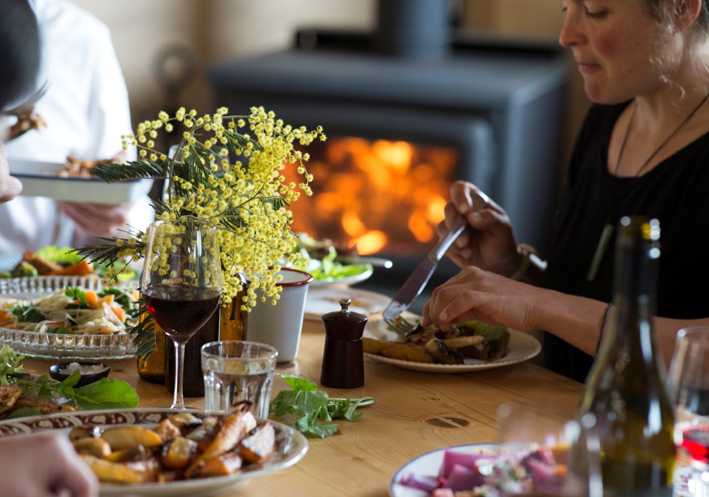 Feast at Fat Pig Farm - Accommodation Fremantle