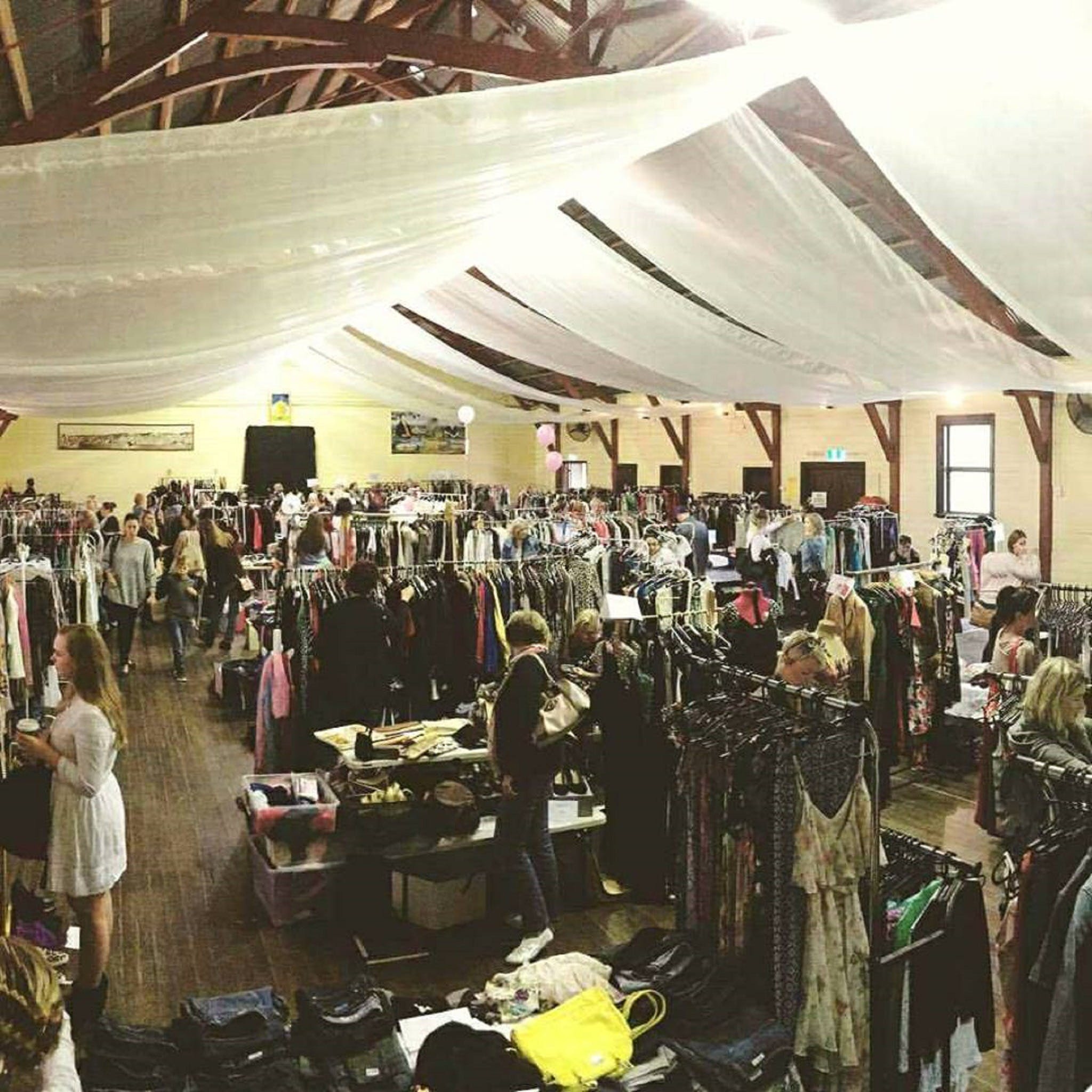 In Her Shoes- Pre- Loved Fashion Market - Accommodation Fremantle