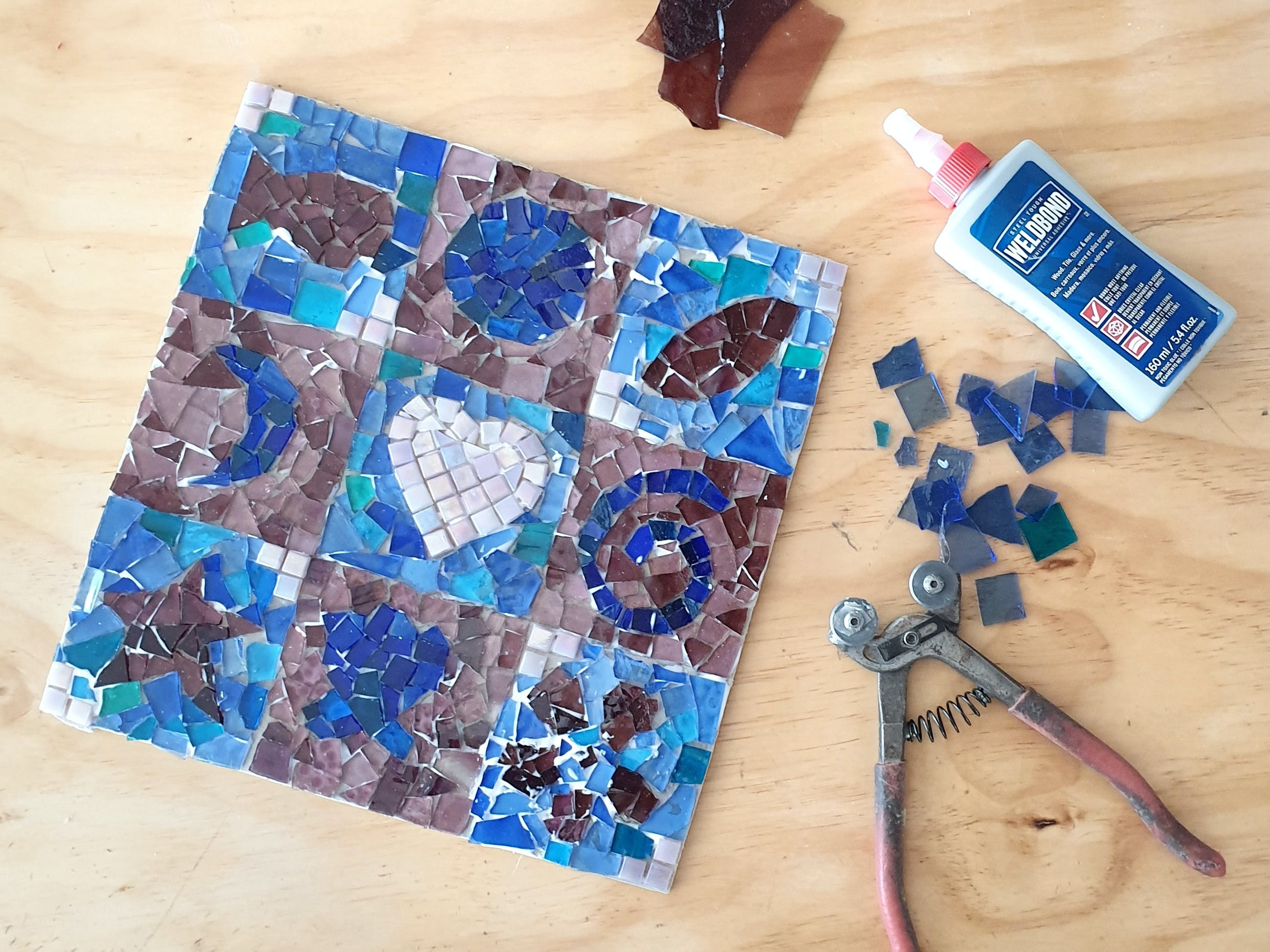 Intro to Mosaics Weekend with Leadlight By Ettore - Accommodation Fremantle