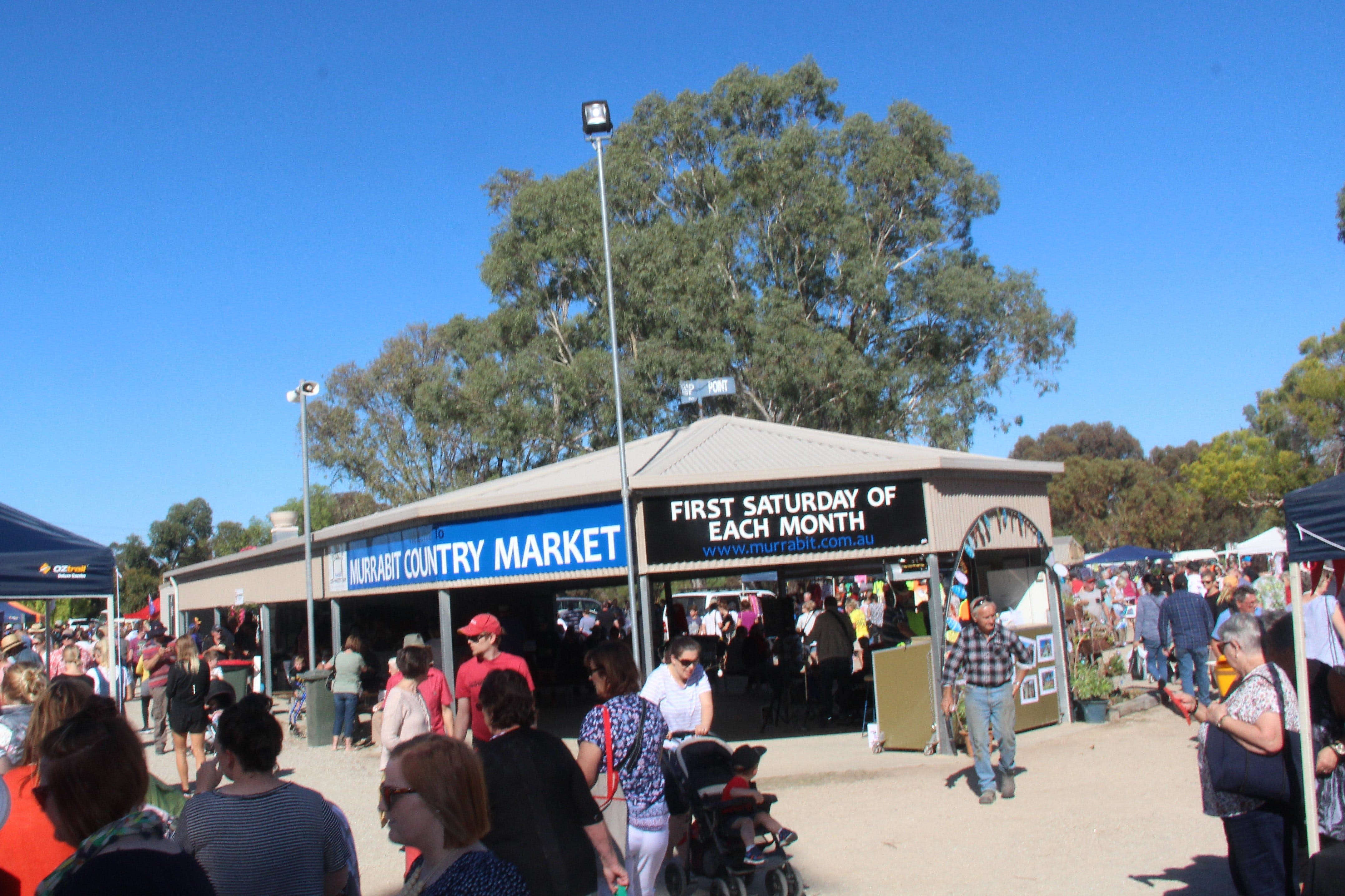 Murrabit Country Market - Accommodation Fremantle