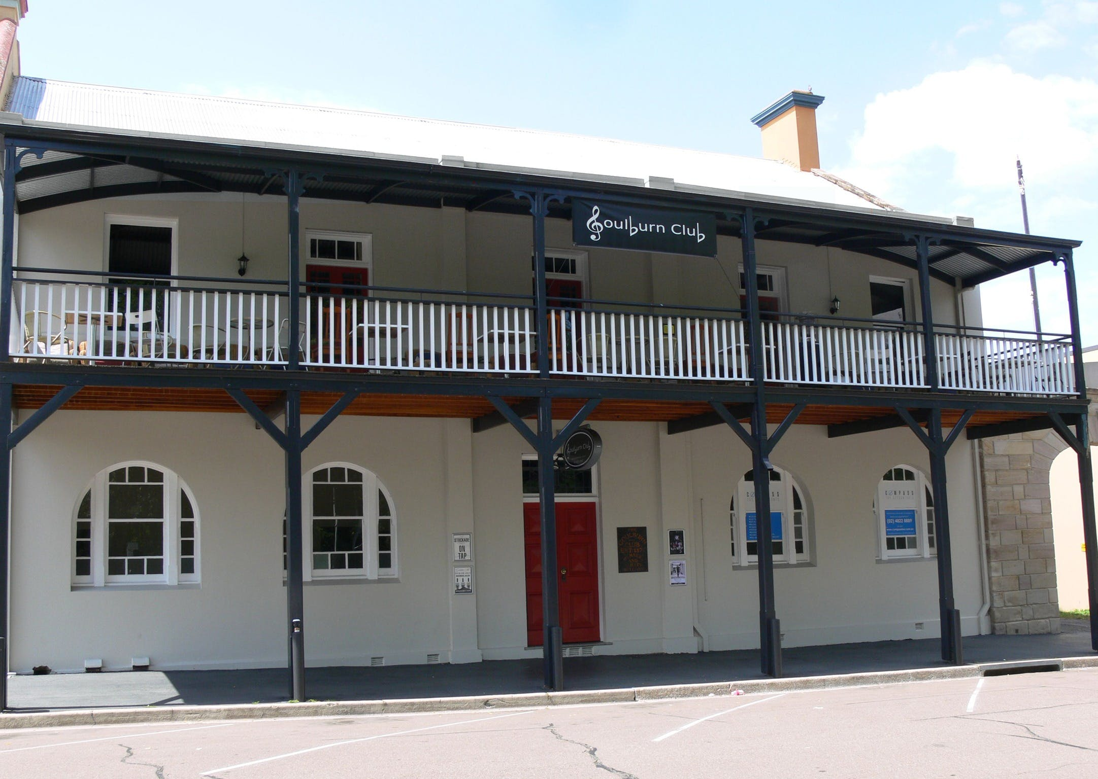 Open Mic Night at the Goulburn Club - Accommodation Fremantle