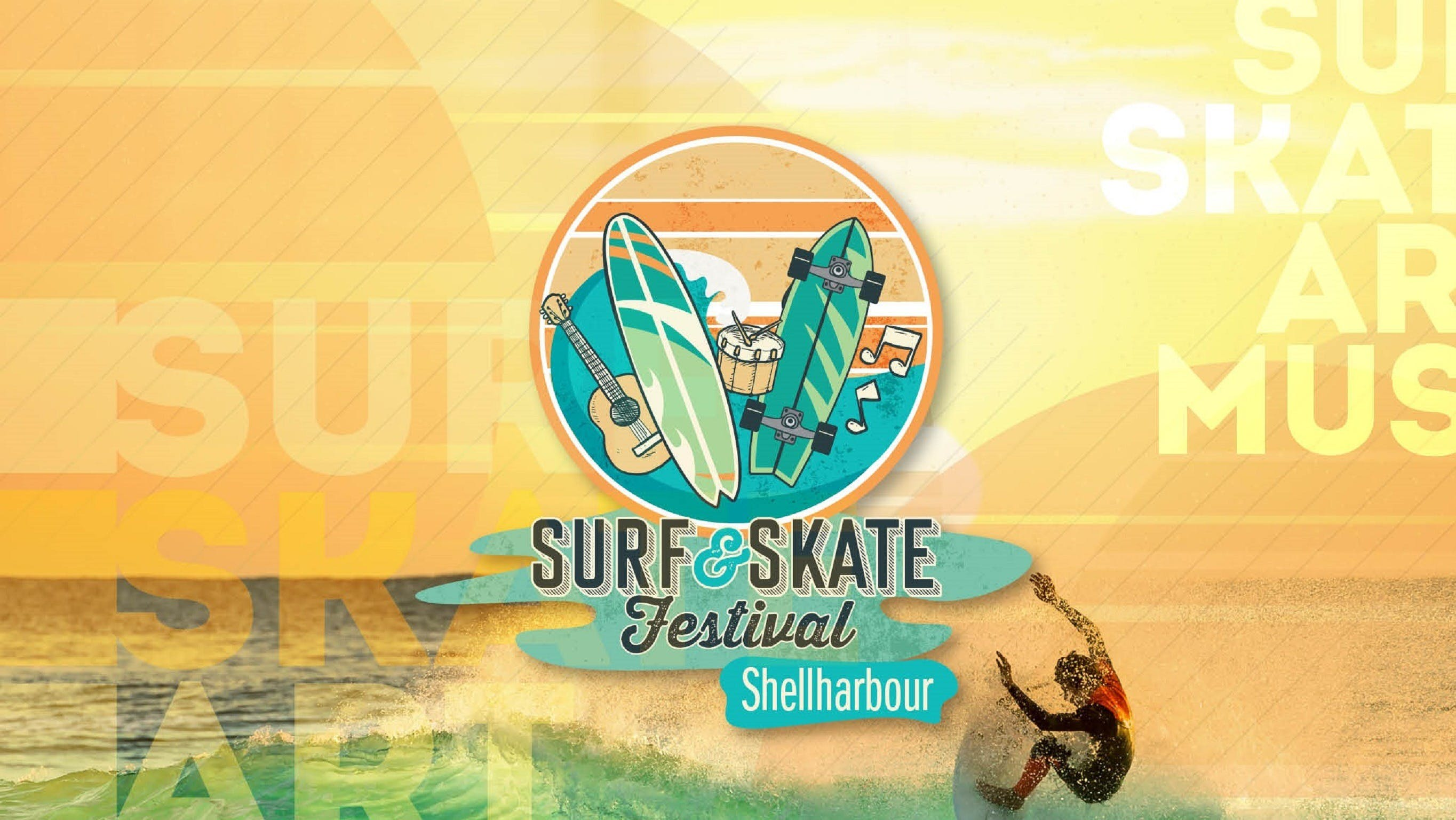 Skate and Surf Festival Shellharbour - Accommodation Fremantle