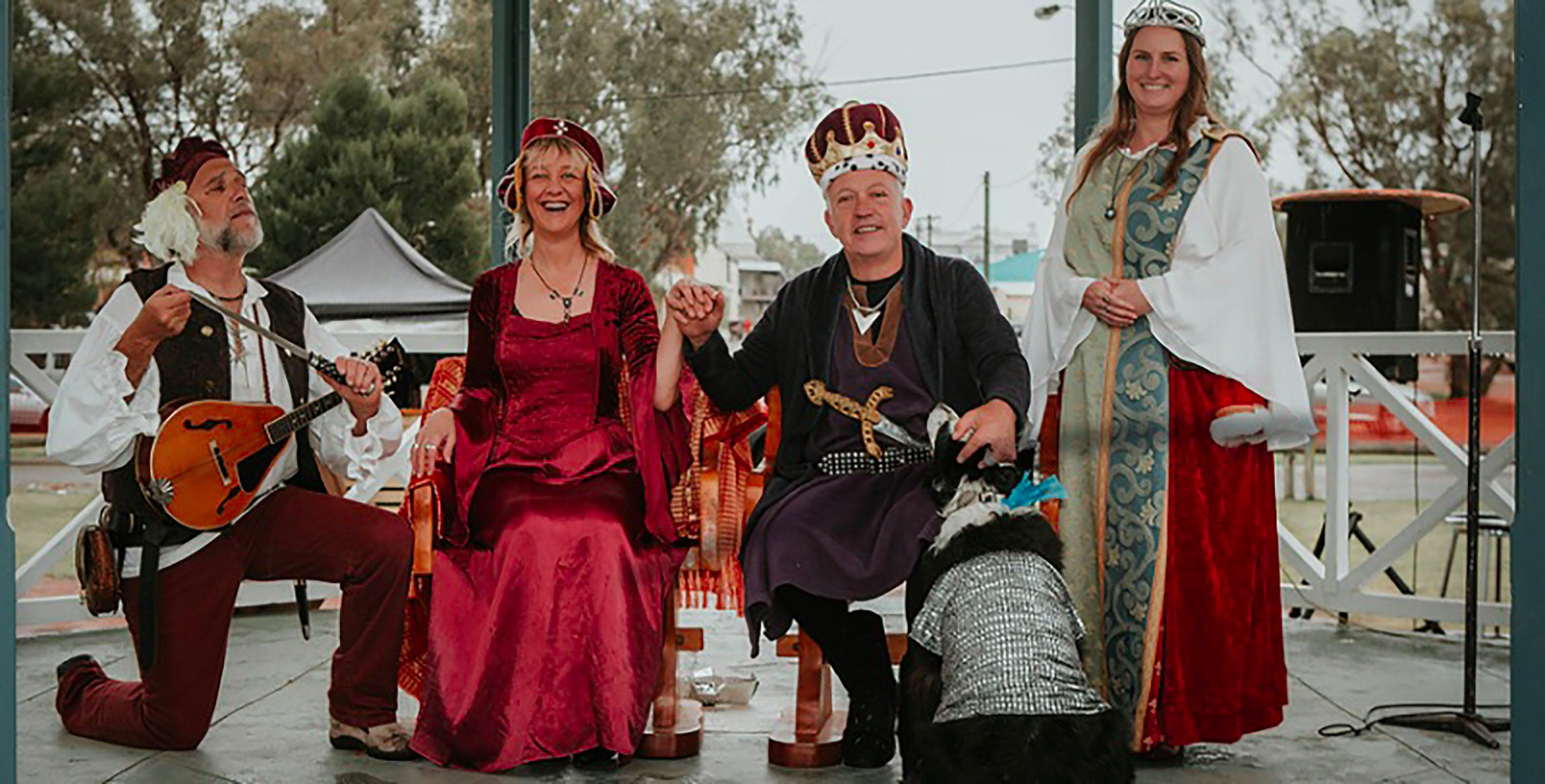 York Medieval Fayre - Accommodation Fremantle
