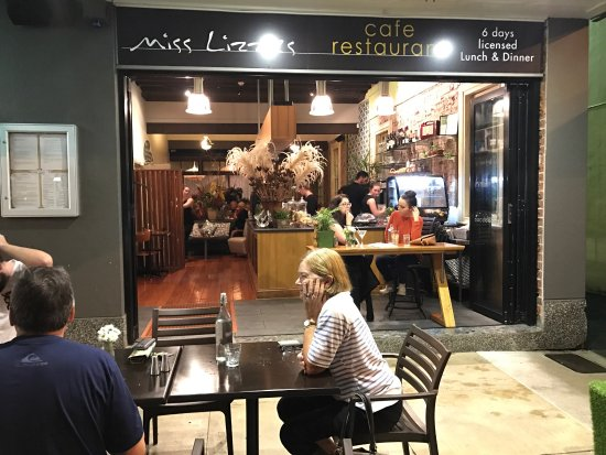 Miss Lizzies Cafe Restaurant - Accommodation Fremantle