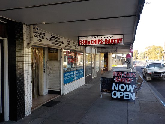 Paula  Rocky's Fish and Chips  Bakery - Accommodation Fremantle