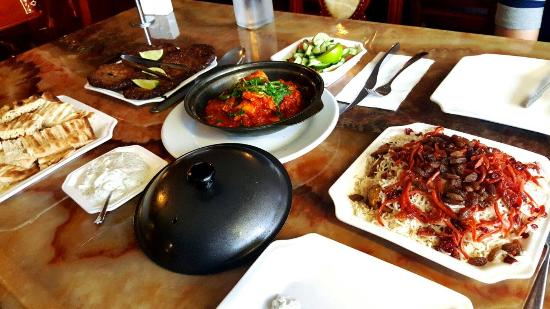 Afghan Rahimi Restaurant - Accommodation Fremantle