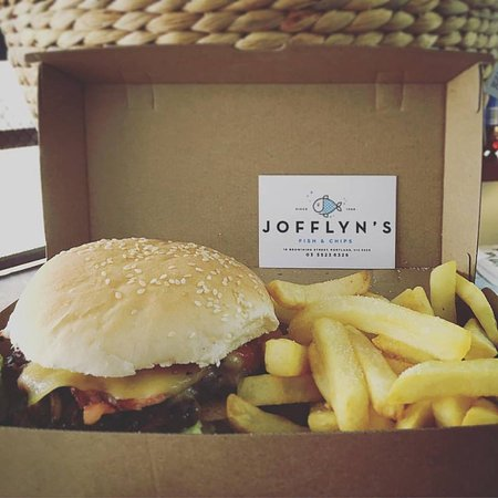 Jofflyn's Fish  Chips - Accommodation Fremantle