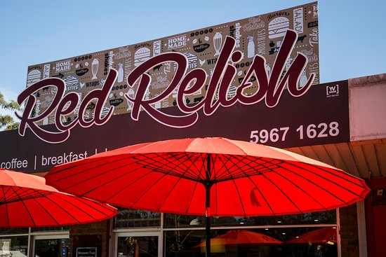 Red Relish Cafe - Accommodation Fremantle