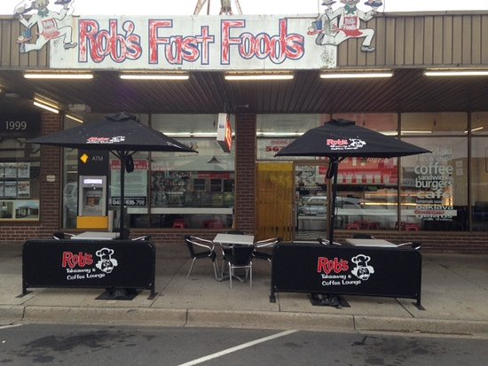 Rob's Takeaway and Coffee Lounge - Accommodation Fremantle
