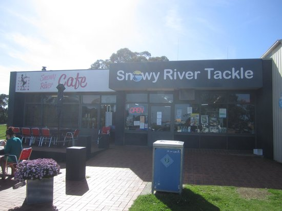 Snowy River Cafe - Accommodation Fremantle