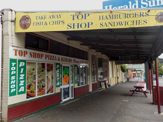 Top Shop Fish and Chips - Accommodation Fremantle