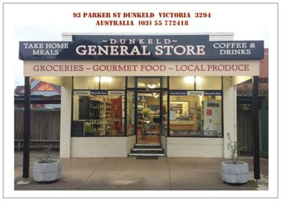 Dunkeld General Store - Accommodation Fremantle