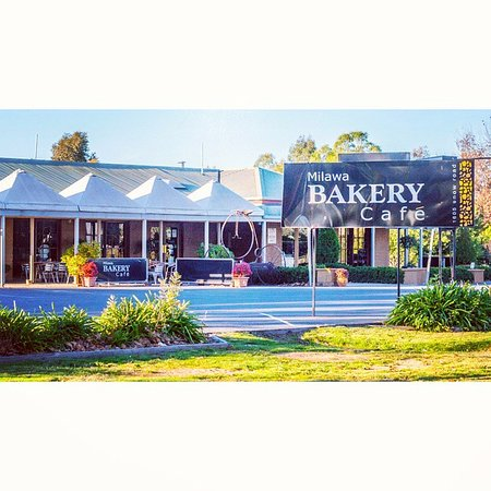 Milawa Bakery Cafe - Accommodation Fremantle