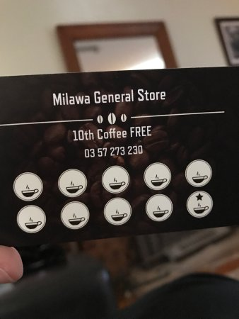Milawa General Store and Coffee Shop - Accommodation Fremantle